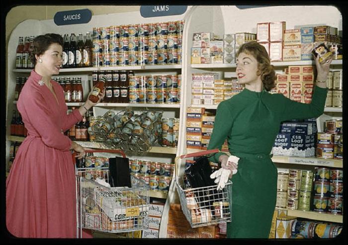 Каким был мир в 1957: Мгновения из жизни людей разных стран, попавшие в объектив фотографов