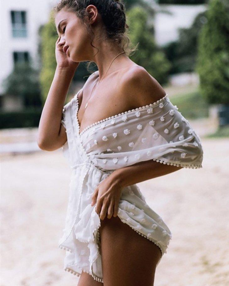 Модель Джена Голдсак - Девушка Дня