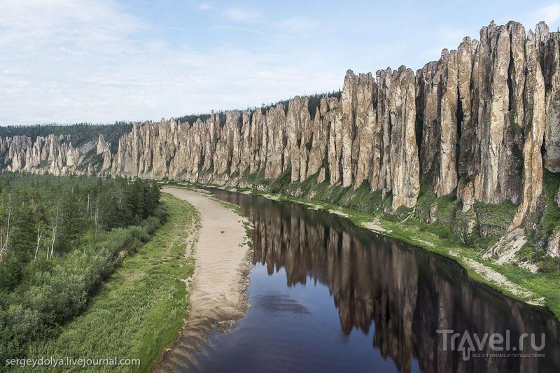 Ленские столбы: геологическая аномалия в Якутии