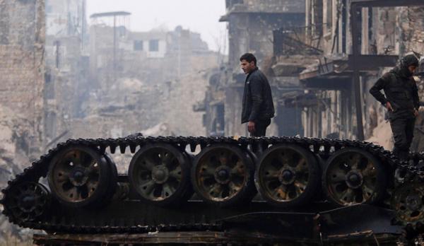 Шаг назад, два вперёд. Почему победа в Алеппо важнее отступления у Пальмиры
