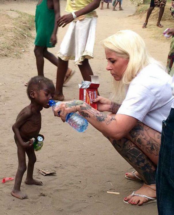 Прошел год дети, доброта спасет мир