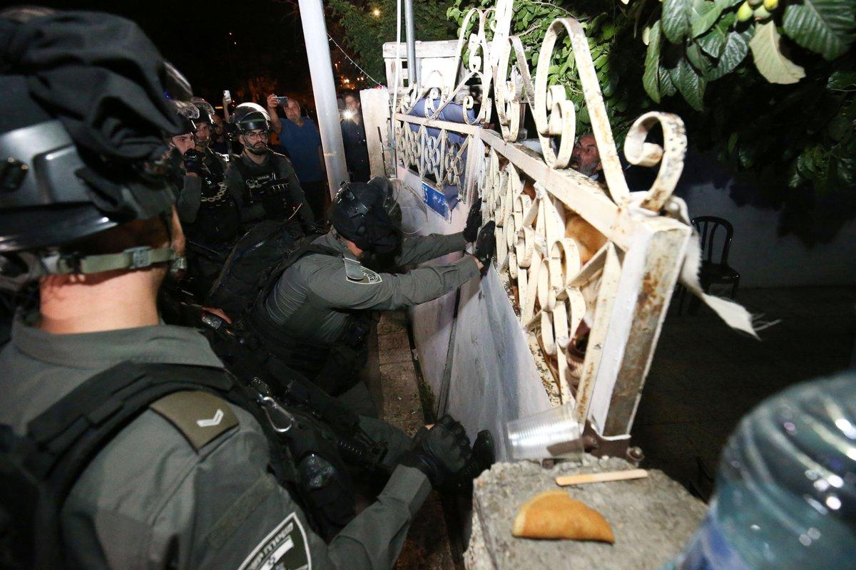 Будни израильского апартеида