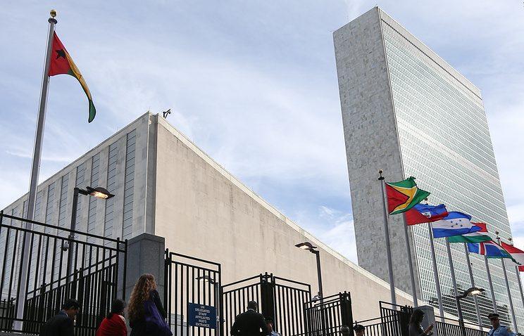 ООН одобрила резолюцию по Крыму, в которой Россия названа «оккупирующей державой»