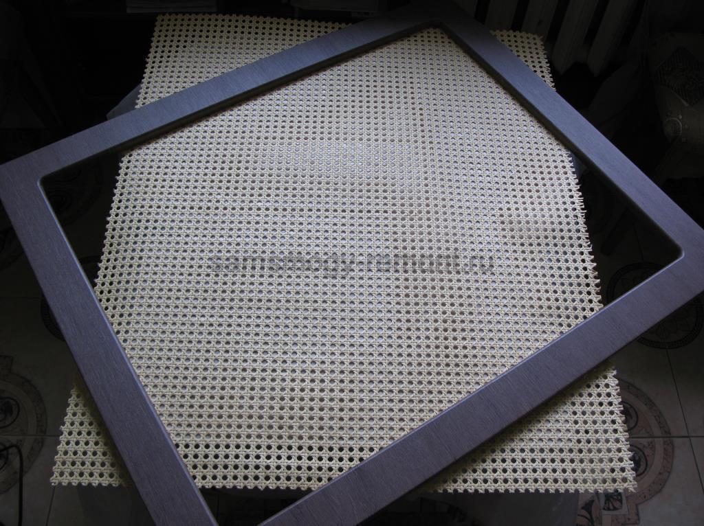 кухонный фасад в форме рамки