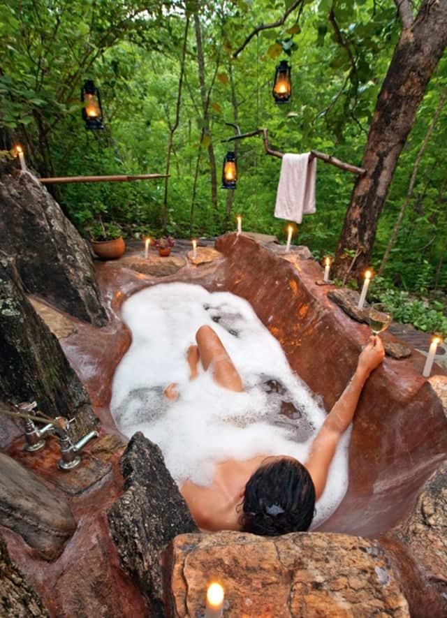 Самые необыкновенные ванные комнаты | Роскошь и уют