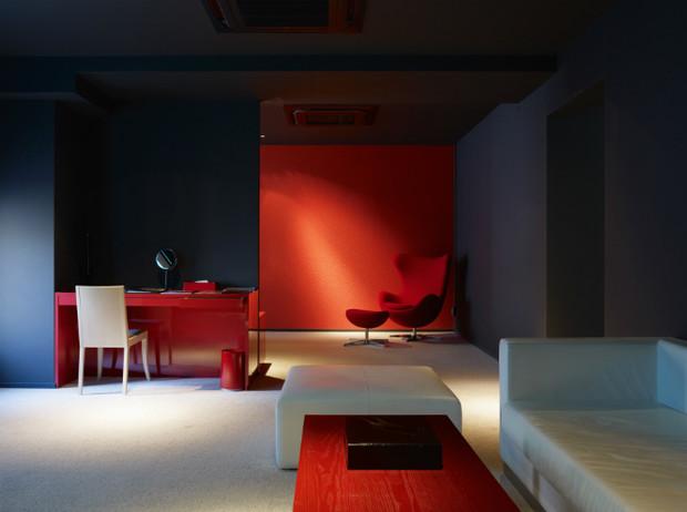 Психология цвета в интерьере, или Почему вас клонит в сон в зеленом офисе идеи для дома,интерьер и дизайн