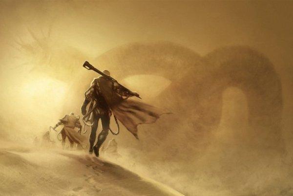 Экранизация романа «Дюна» Фрэнка Герберта будет состоять минимум из двух частей