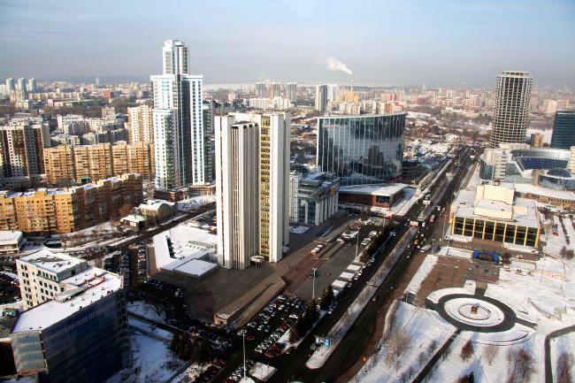 7 Свердловская область - Площадь 194 тыс. кв. км область, россия, факты
