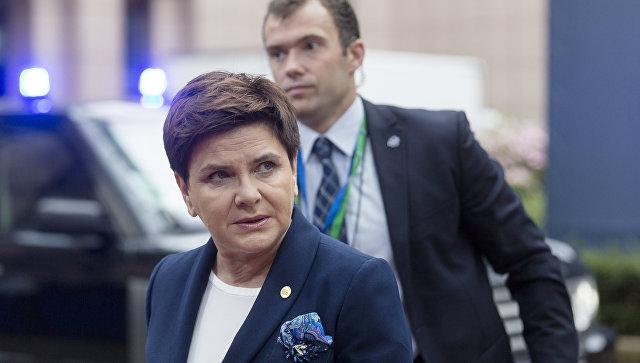 Польша потребовала от Герман…