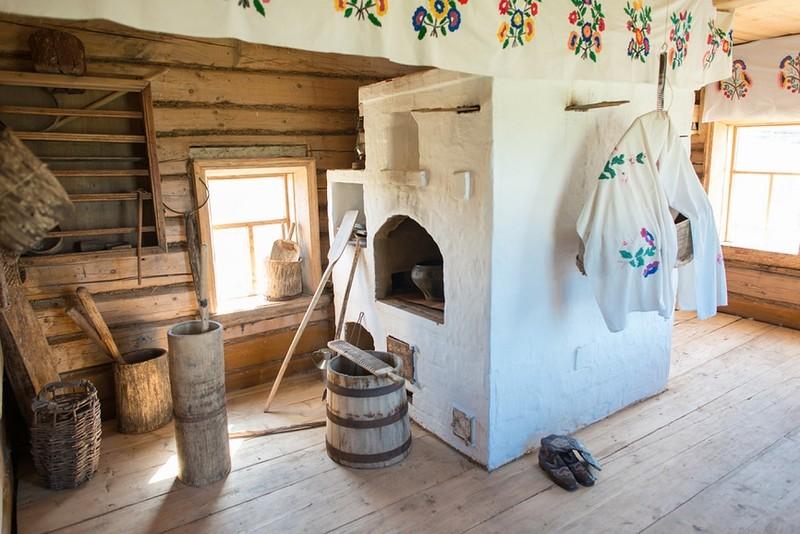 Правильный дом: устройство дома наших предков
