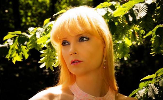 На фото: актриса Сильвана Хайсенберг