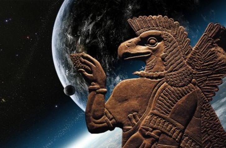 Версия  о происхождении современного человека от экспериментов пришельцев-аннунаков