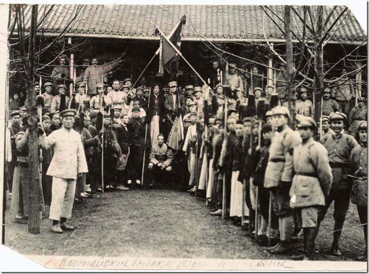 Как большевики наняли китайцев для «грязной работы»