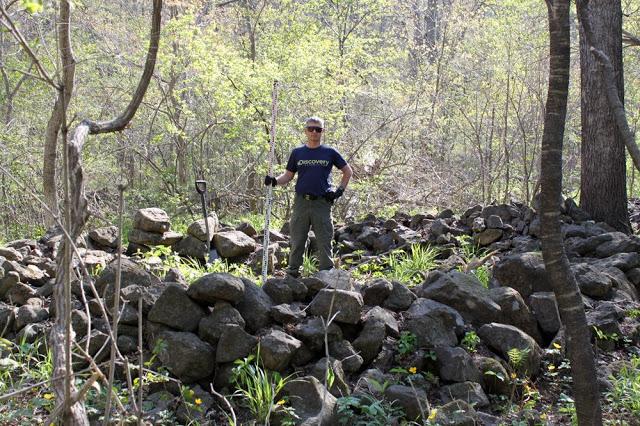 Загадочные каменные кладки обнаружили археологи в черте Владивостока