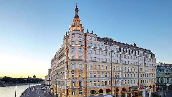 В отеле «Балчуг Кемпински Мо…