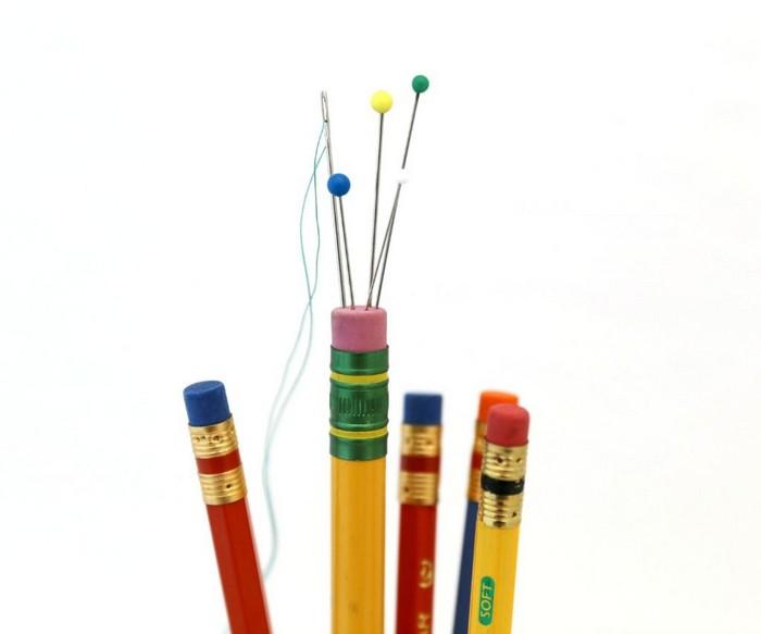 11 -взрослых- способов использовать карандаш не по назначению