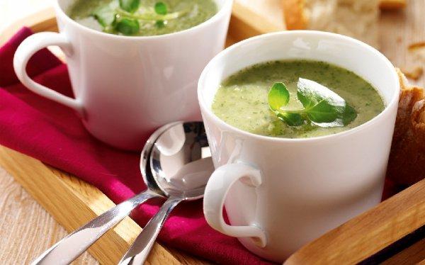 Холодные супы - лучшее средство от летней жары