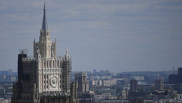 МИД пригрозил ответить на враждебные действия властей Черногории