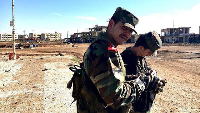 Новости Сирии. Сегодня 15 февраля 2017