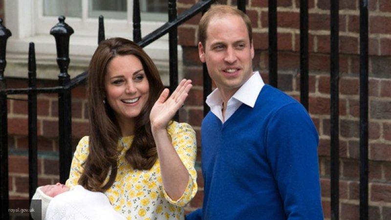 Кейт Миддлтон заявила, что не планирует рожать четвертого ребенка