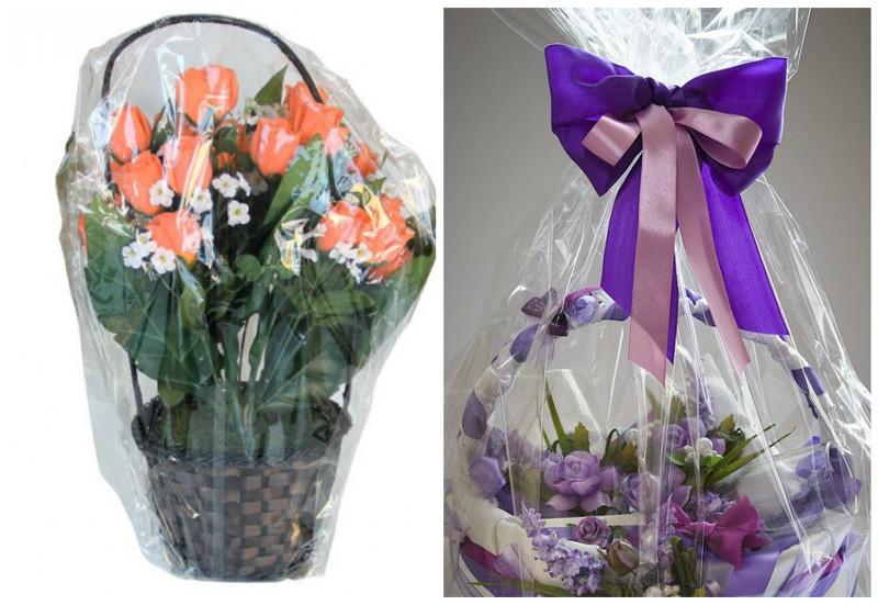 Упаковка цветов для магазина смотреть видео фильм
