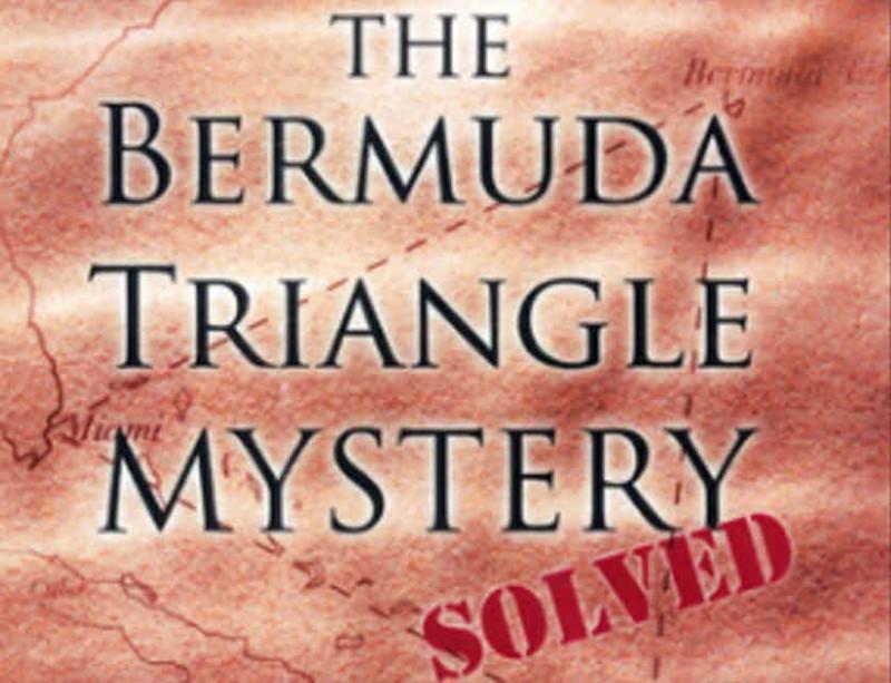 Развенчивание загадочного феномена Бермудский треугольник, аномалии, теории