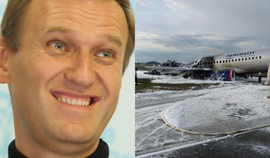 Заслуженный военный летчик России разоблачил вбросы Навального и либеральных СМИ о трагедии в «Шереметьево» новости,события,события