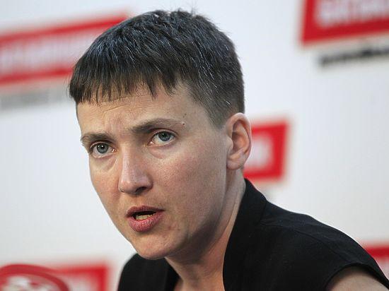 Троянская лошадь Путина: Савченко предложила попросить прощения перед жителями Донбасса