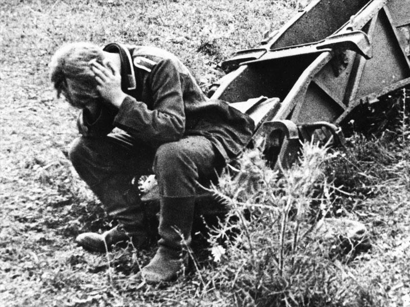 Из писем солдат и дневника немецкого офицера как предостережение Западу