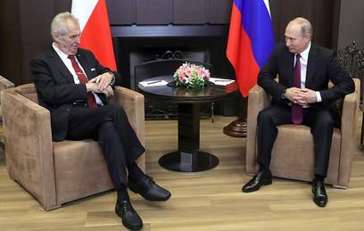 Путин: нормализация отношений России и ЕС отвечает общим интересам