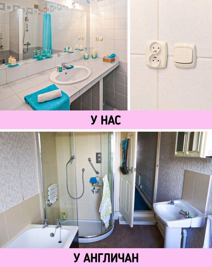 Культурные различия: 9 признаков типичных английских квартир