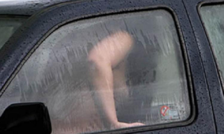 Секс в автомобиле ваз