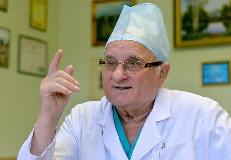 Арнольд Смеянович: Атеросклероз, остеохондроз, глаукома - это расплата за продолжительную жизнь