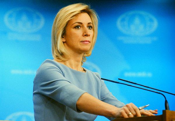 Мария Захарова жестко ответила на истерику Запада после Послания президента: «думать надо было раньше»