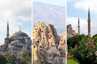 Что посетить в Турции?