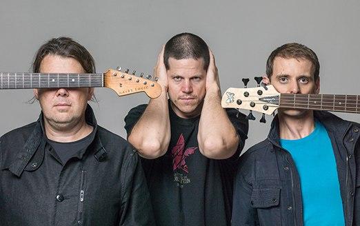 В Калининграде выступит электрическое гитарное трио из Швейцарии «DoGon»