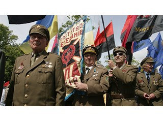 Наследники разгрома: Генералы фашистской карьеры украина