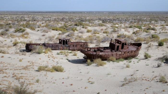 Кладбище кораблей. /Фото:mirutadelaseda.com