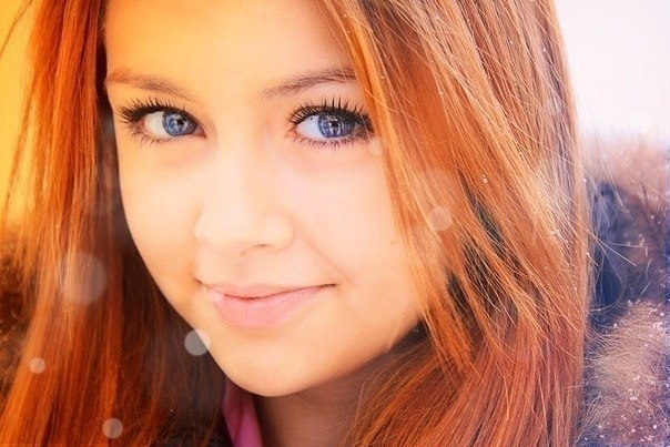 фотографии всех красивых девушек мира