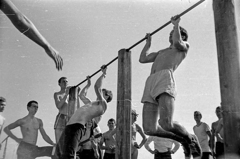 Советская физкультура: самые яркие воспоминания интересное,интересные факты,увлечения