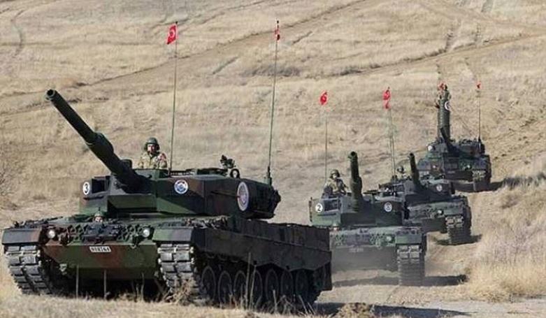 BBC: Что известно о военной операции Турции на территории Сирии