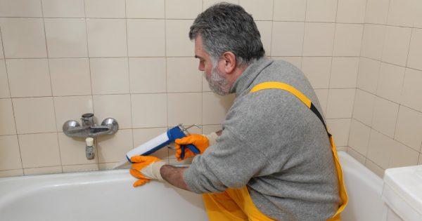 Облицовка ванны за десять минут и как ее осуществить