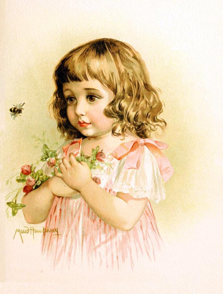 Любимые дети открытки, днем