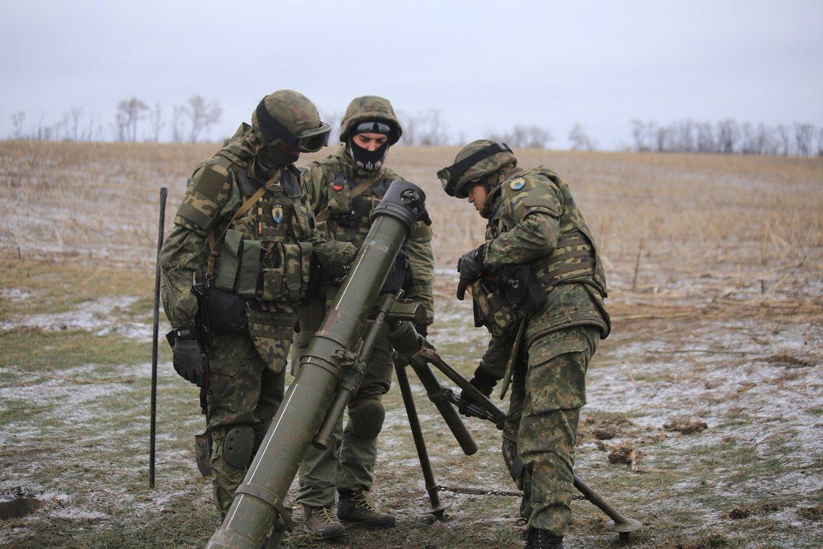 ДНР: Ясиноватая попала под сильный обстрел ВСУ