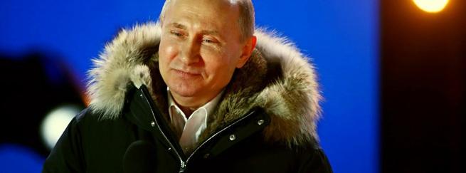 Победа Путина - победа всех граждан России