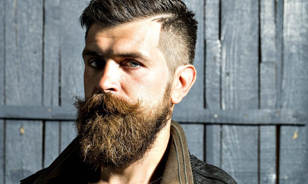 Картинка фото мужчина с бородой, прикольные болеющего