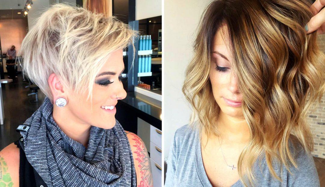 Превращаем недостатки в достоинства — 12 лучших причесок для тонких волос