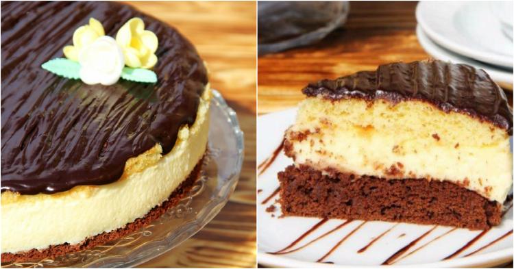 Торт «Птичье молоко» с манкой: необычайно большой, воздушный и очень вкусный!