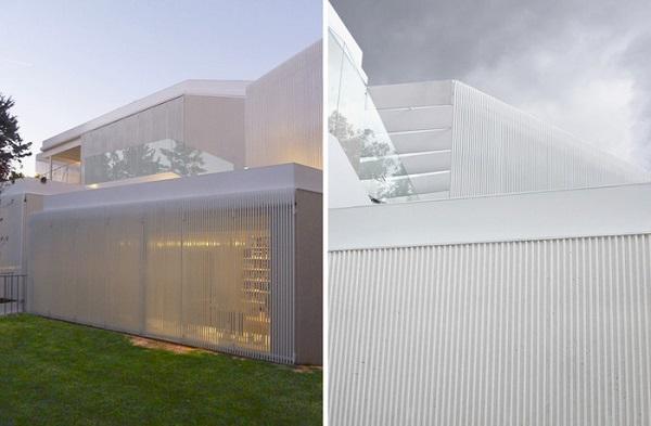 Проект архитектурной фирмы из Мадрида house1.130.