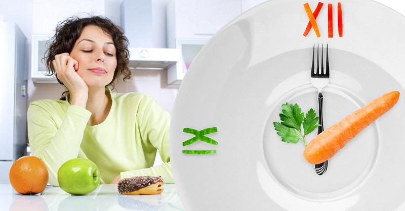 диета по часам для похудения